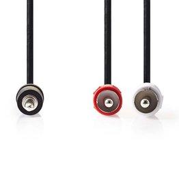 OEM Nedis CAGP22000BK30 audio kabel 3 m 3.5mm Zwart
