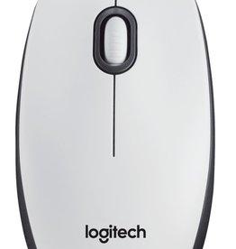 Logitech M100 muis USB Optisch 1000 DPI Ambidextrous