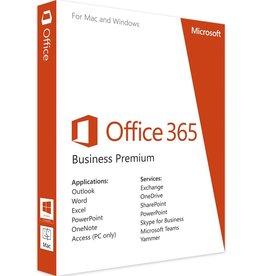 Microsoft Office 365 Business Premium 1 licentie(s) 1 jaar Engels