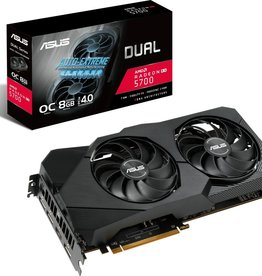 Asus ASUS Dual -RX5700-O8G-EVO Radeon RX 5700 8 GB GDDR6