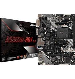 Asrock MB ASRock AB350M-HDV R3.0 / AM4 / B350 /Micro-ATX / 2x DDR4