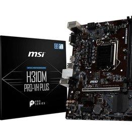 MSI MB  H310M-PRO-VH PLUS 1151 8th comp / 2xDDR4 / USB3 / HDMI / MATX