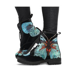 Boots Butterfly