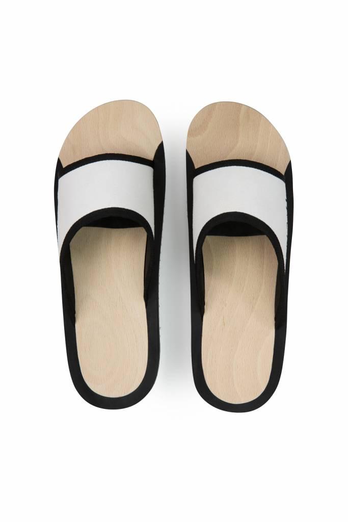 NOAH Slippers Maxi wit