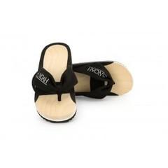 Slippers Sasha - Zwart