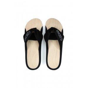 NOAH Slippers Sasha - Zwart