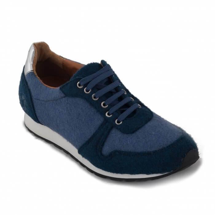 NAE vegan shoes Vegan Sportschoen Re-Bottle Blue
