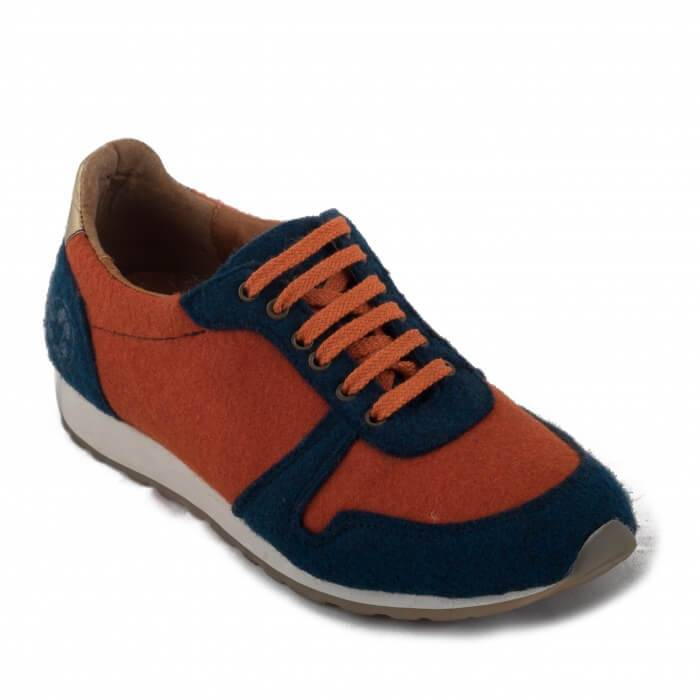 NAE vegan shoes Vegan Sportschoen Re-Bottle Orange