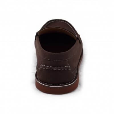 NAE vegan shoes Instapper Dames Lima | Woman Brown