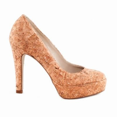 NAE vegan shoes Pump Cork