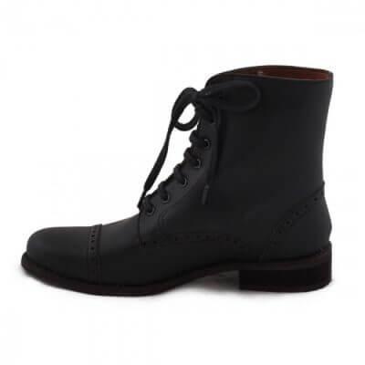 NAE vegan shoes Enkellaars Alba