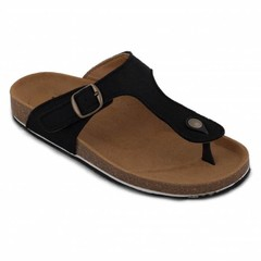 Slipper Kos | PET Black
