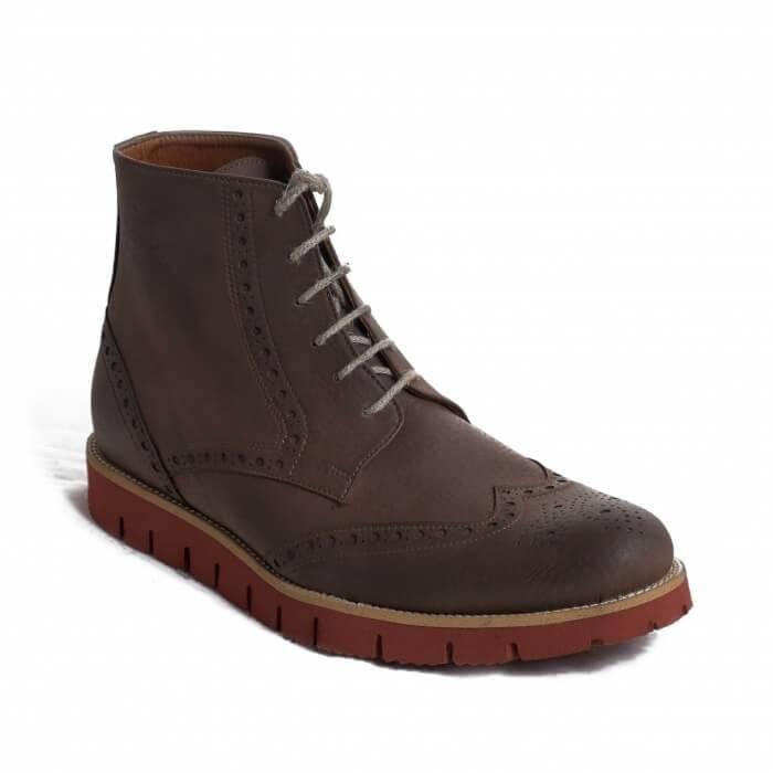 NAE vegan shoes Heren Enkellaars Ivan