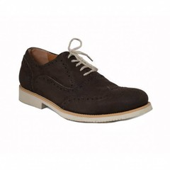 Heren Veterschoen Urban Brown