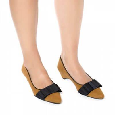NAE vegan shoes Instapper Valentina Brown