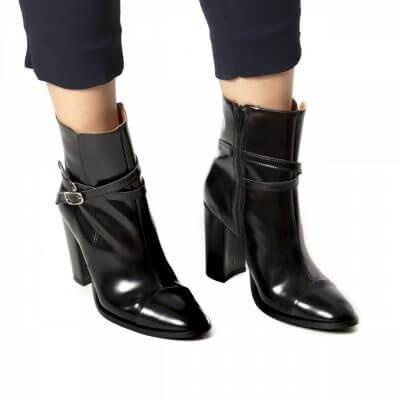 NAE vegan shoes Enkellaarsjes Marion