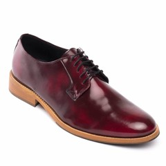 Veterschoen Justin Bordeaux