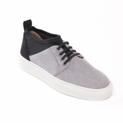 Lage vegan sneaker Re-Pet Grey