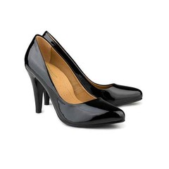 Vegan Pumps Estelle zwart