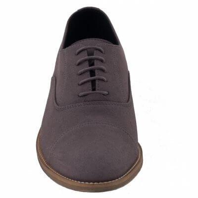 NAE vegan shoes vegan veterschoen Oliver Grey