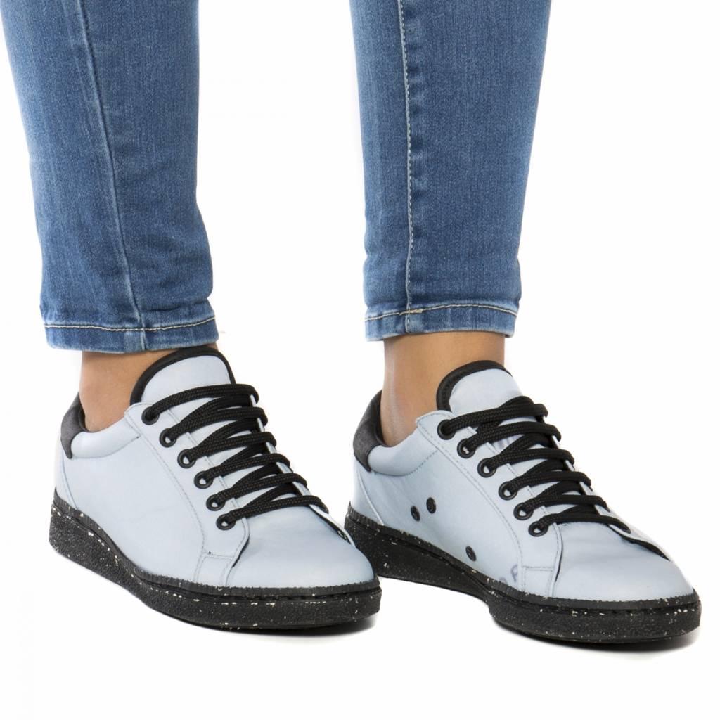 NAE vegan shoes Airbag sneaker blue