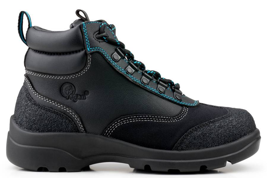 Eco Vegan Shoes Wandelschoen Hiker Black