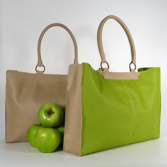 R&New appelleer city shopper appelgroen