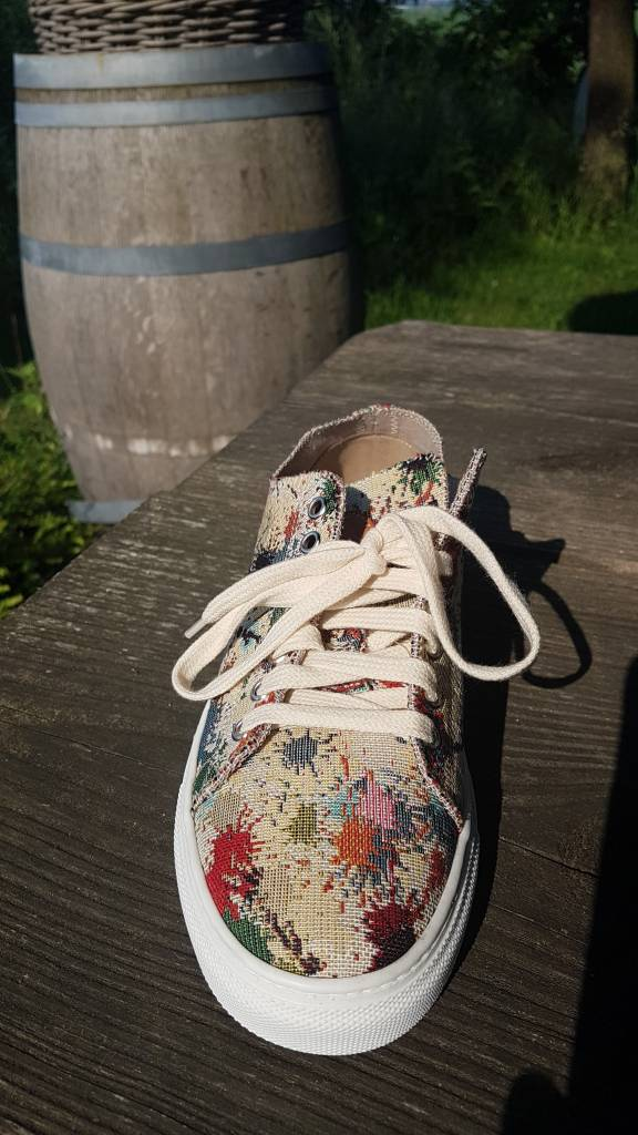 Risorse Future  Sneaker katoen Low Scout Splash