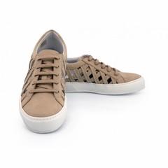 Sneaker Charlie Suede Beige