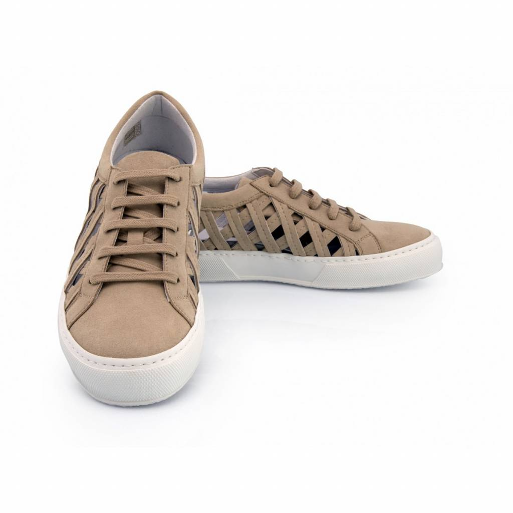 NOAH Sneaker Charlie Suede Beige