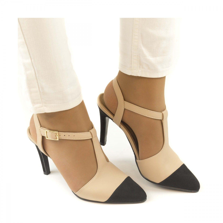 NAE vegan shoes Alya black point