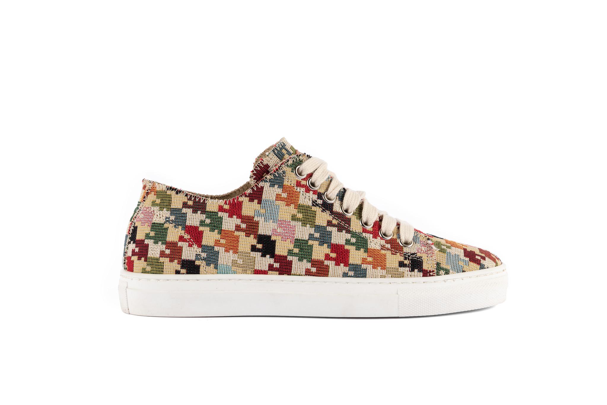 Risorse Future  Katoen sneaker Puzzel