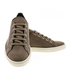 Sneaker Dominique Suede  taupe