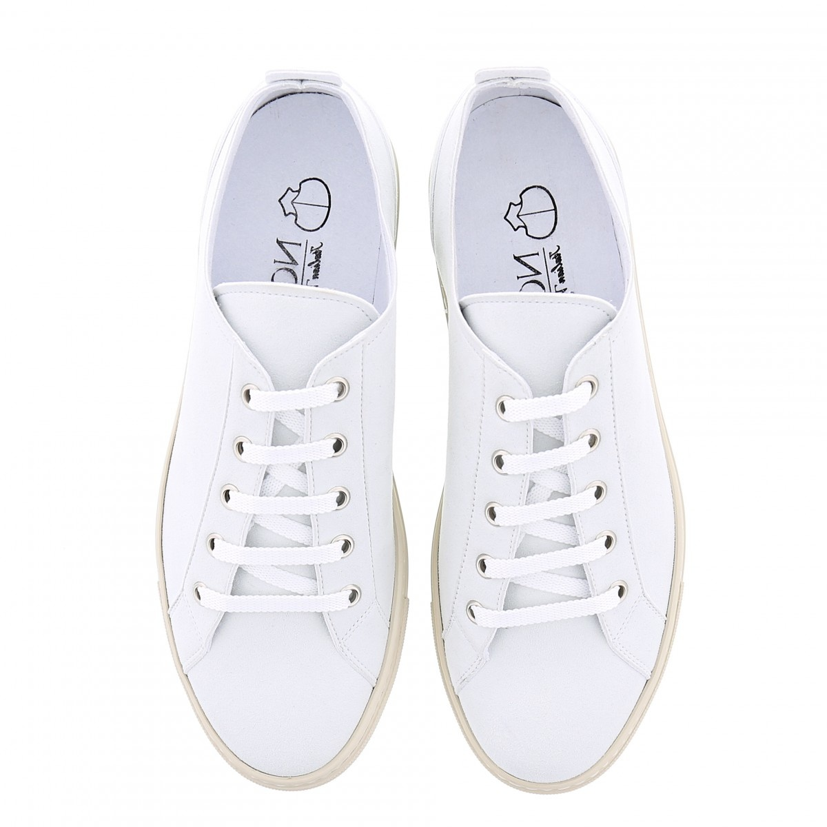 NOAH Sneaker Unisex Dominique Suede Ice