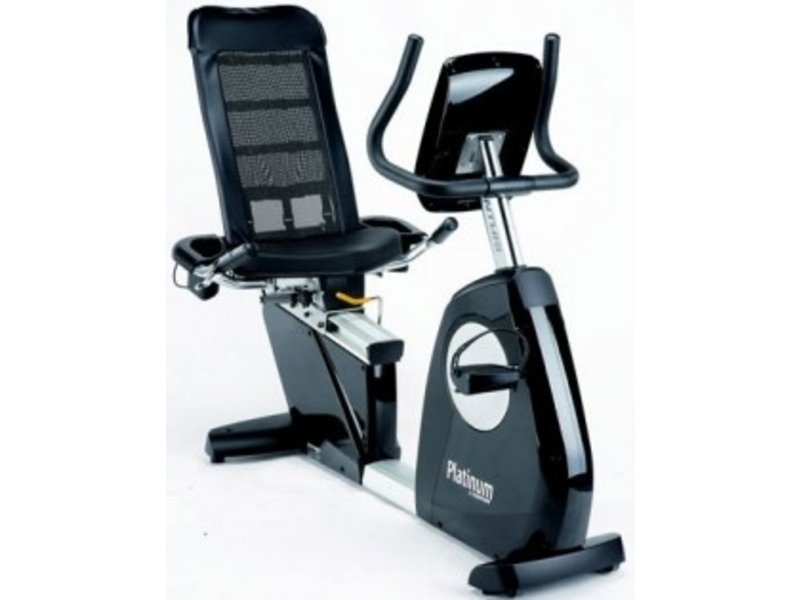 Tunturi Recumbent Bike PLATINUM