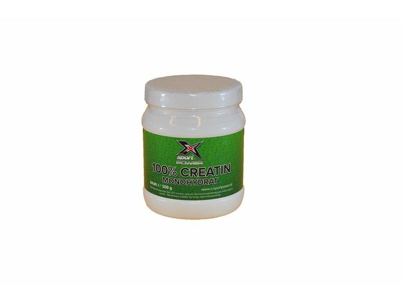 X-Sport® POWER Micronized Creatin Monohydrat 500g
