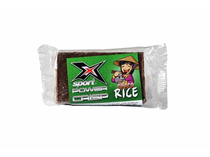 X-Sport® POWER Crisp Choco RICE