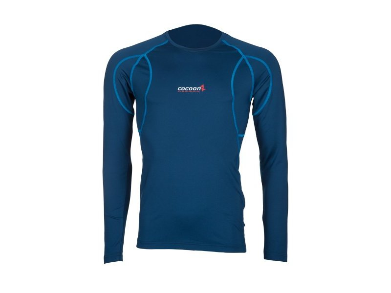 Cocoon ISAK Shirt long-sleeved unisex