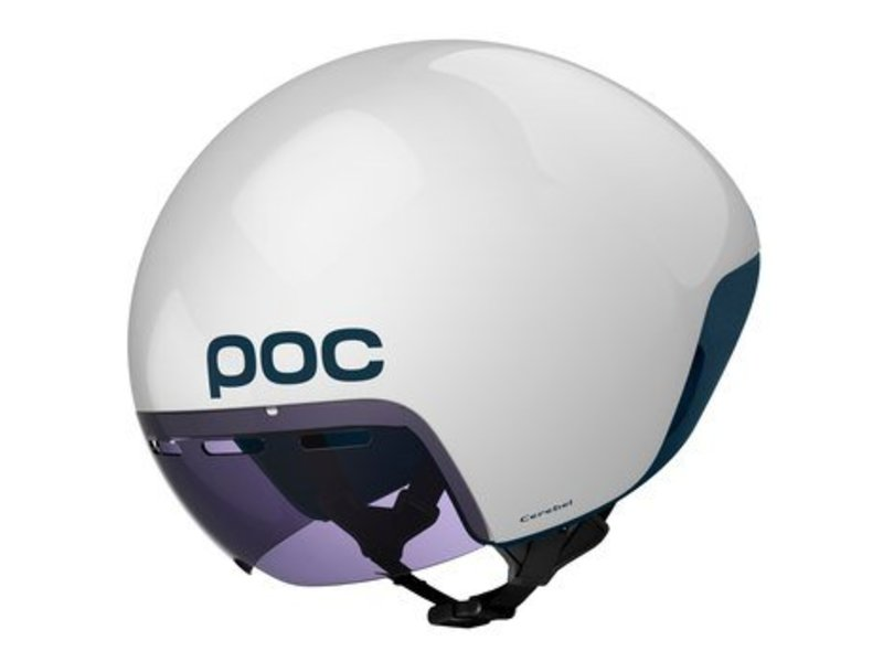 POC Cerebel Raceday Aero Helm