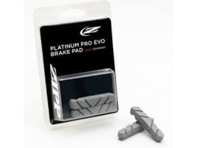 ZIPP Tangente Platinum Pro EVO Bremsbeläge für Carbonfelgen