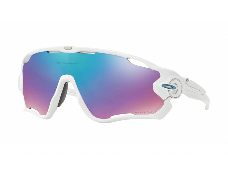 OAKLEY Jawbreaker Polished White Snow