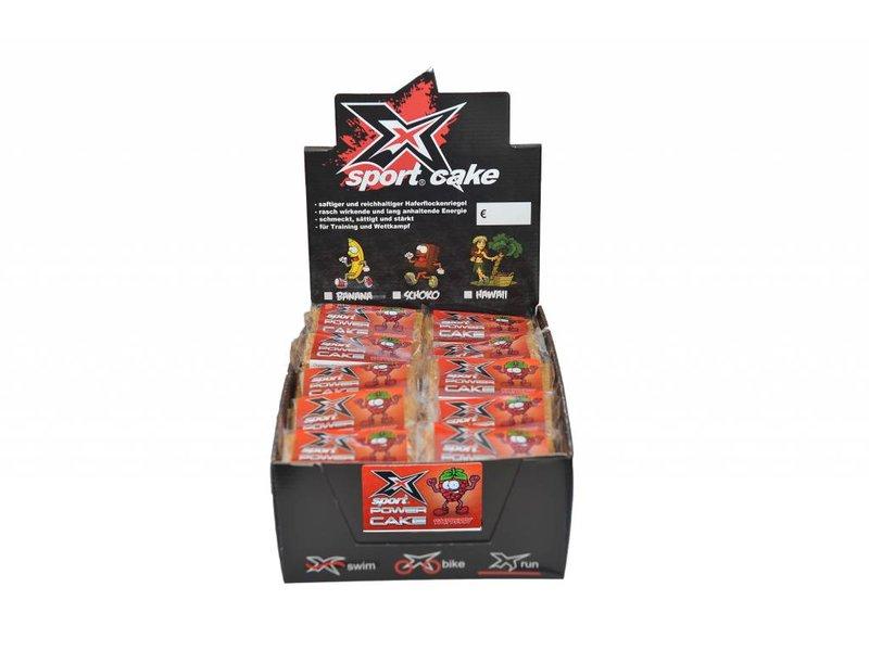 X-Sport® POWER Cake 100g 10+3 Aktion TOUR Aktion