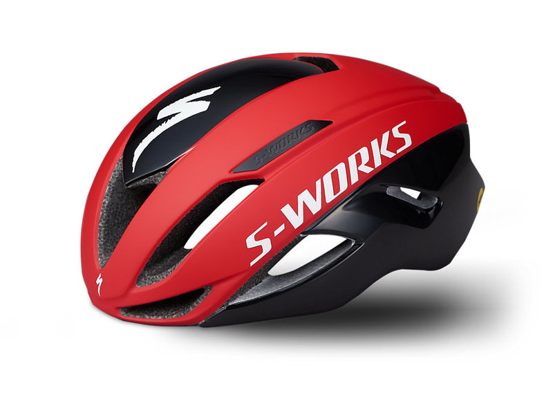 Specialized  S-WORKS EVADE MIT ANGI - Team Red/Black