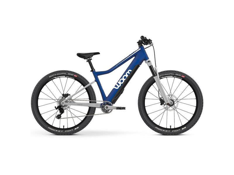 woom E-MOUNTAINBIKE 6