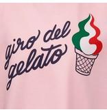 woom GIRO DEL GELATO T-Shirt rosa
