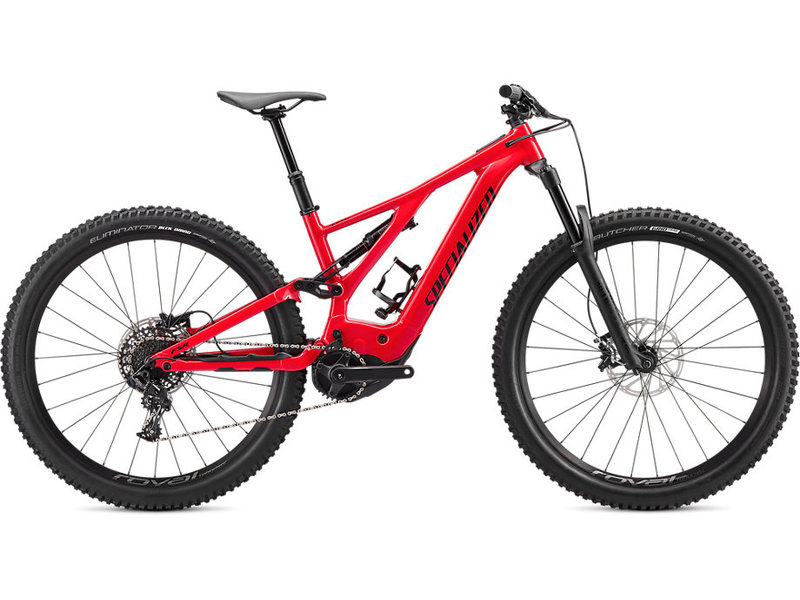 Specialized  TURBO LEVO Flo Red / Black