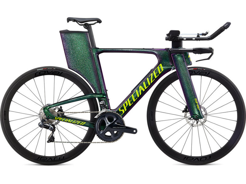 Specialized  SHIV EXPERT DISC - Gloss Green
