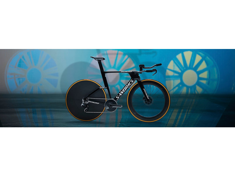 Specialized  S-Works Shiv TT Disc