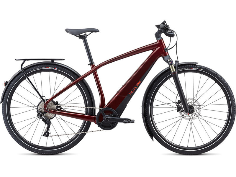 Specialized  TURBO VADO 4.0 Dove Metallic Crimson