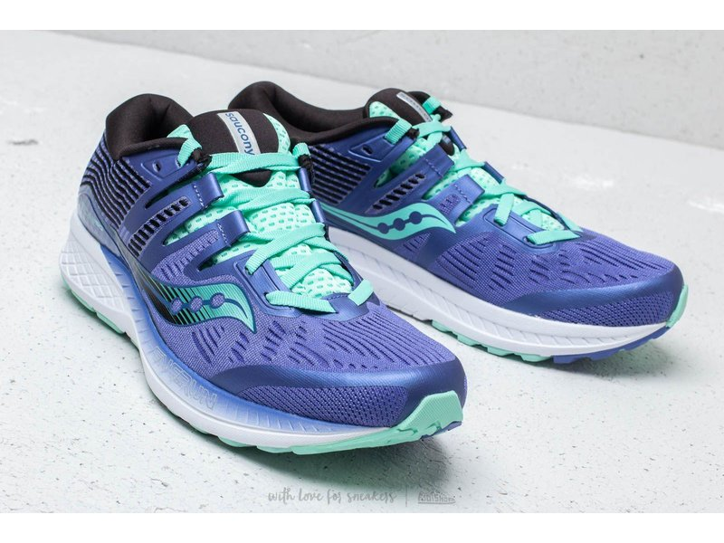 Saucony Ride ISO 2018 - woman
